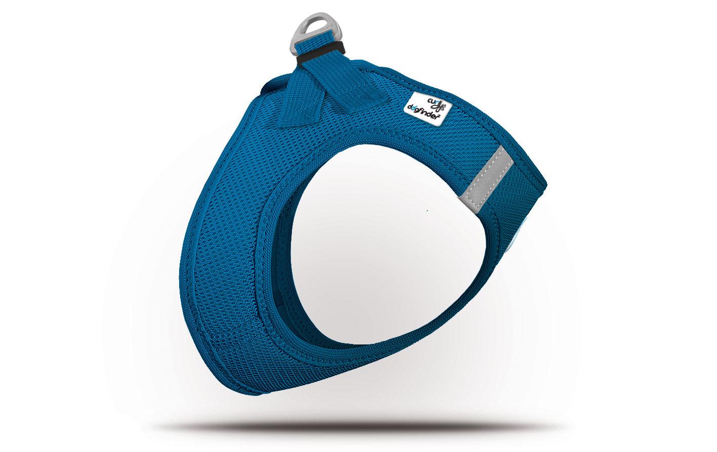 curli vest geschirr air mesh classic blue blau special. Black Bedroom Furniture Sets. Home Design Ideas